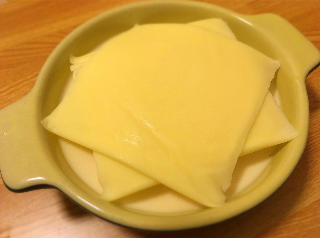 超トロ旨なチーズ豆乳湯豆腐