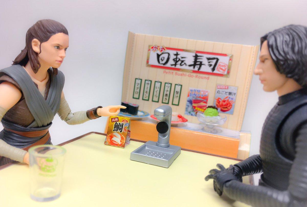 レイ「日本の回転寿司屋ってのは最初にそこで手を洗うのよ」