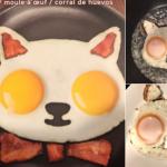 猫の目玉焼きを作るアイテム