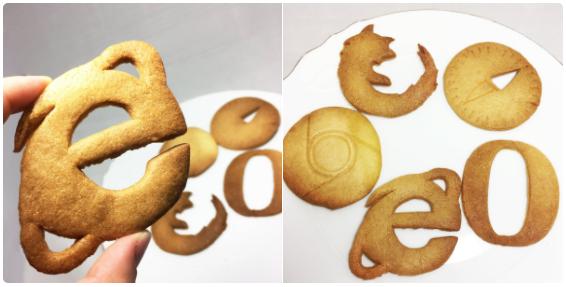 ブラウザのcookieです