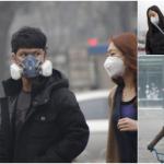 中国の大気汚染