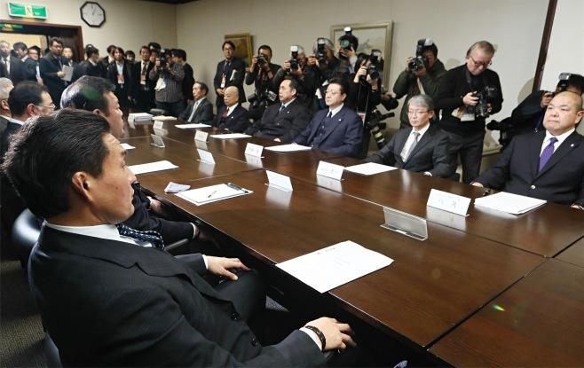 日本相撲協会とマスコミについて