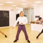 ラジオ体操が全く気付かないうちにヲタ芸になる動画