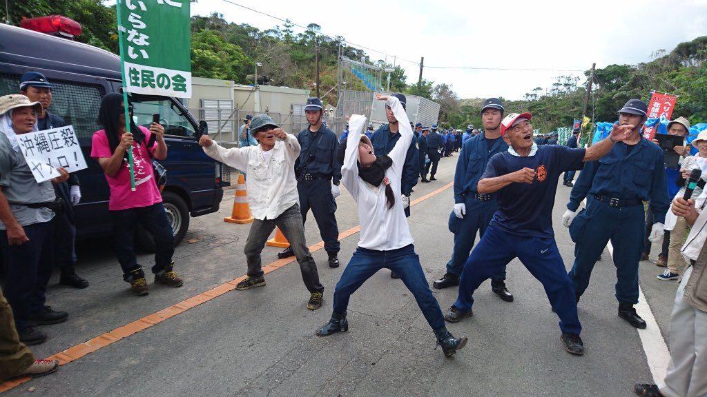 僕ら沖縄県民は、日本を愛している人が多いよ。