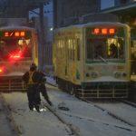 Q:東京に雪が降るとどんな写真が撮れますか?