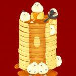1月25日は #ホットケーキの日