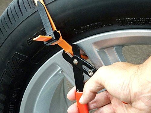 緊急脱出用使い捨てスノーヘルパー ZipGripGo ジップグリップゴー