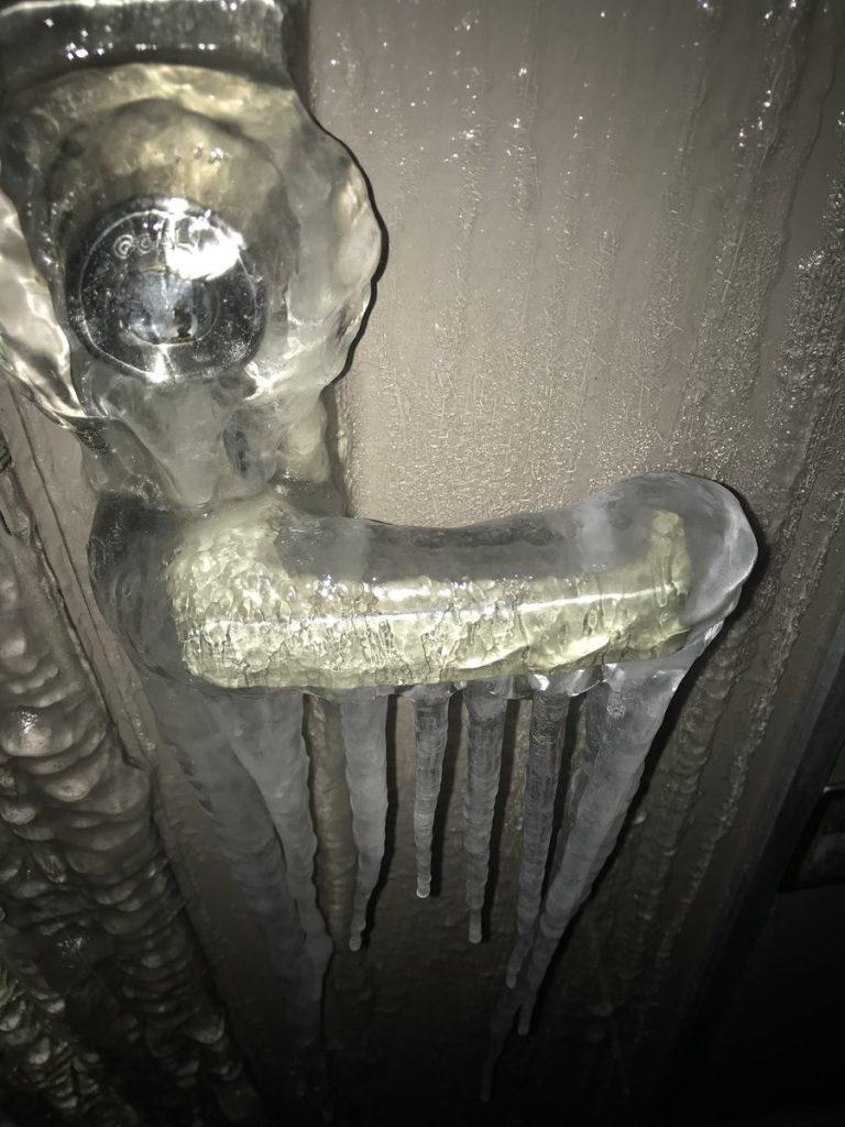 氷で固く守られた鍵