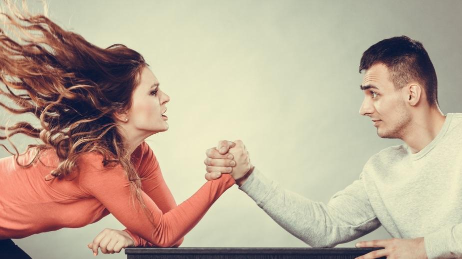 男性に対する女性の根源的な恐怖感