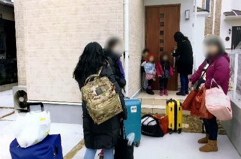 福岡市内で増える違法ヤミ民泊