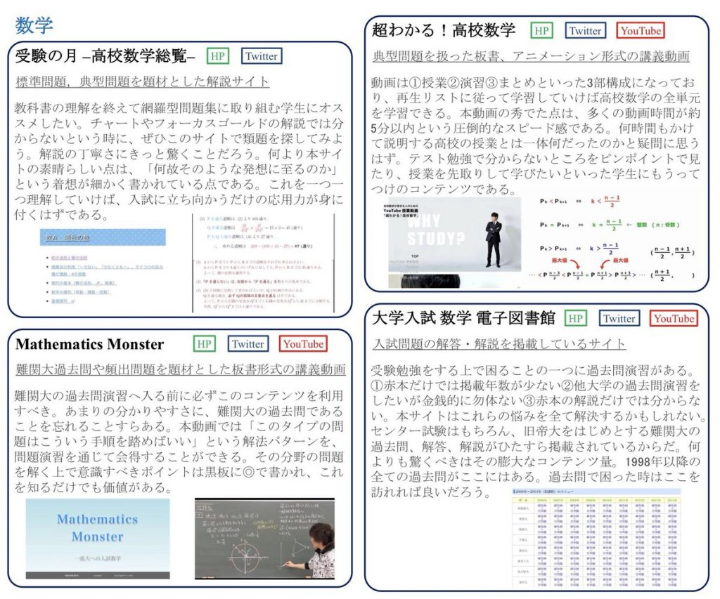 【高校生向け】「無料かつ優良な教育コンテンツ」まとめ【オンライン授業】