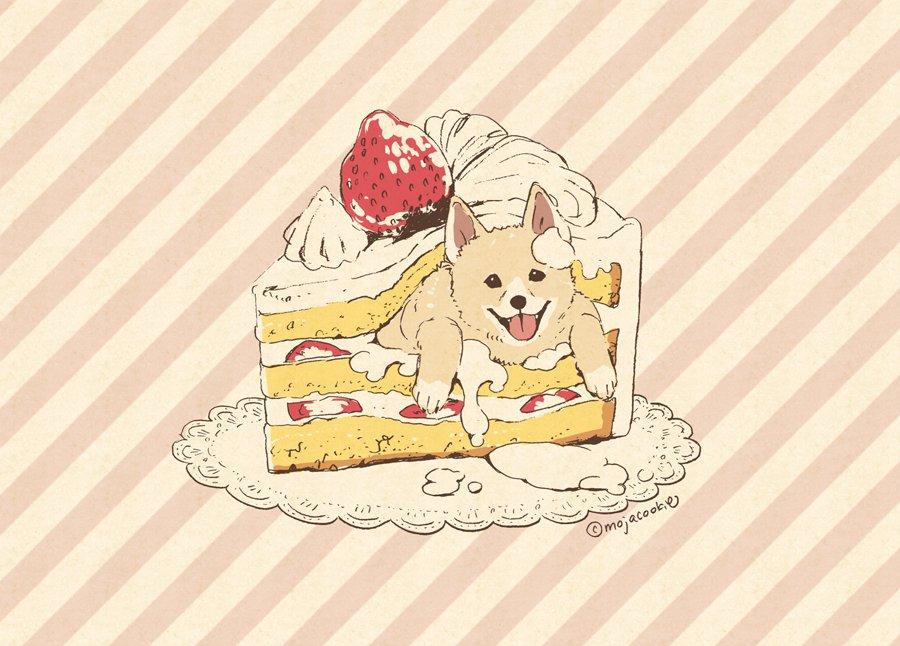 ワンコインショートケーキ