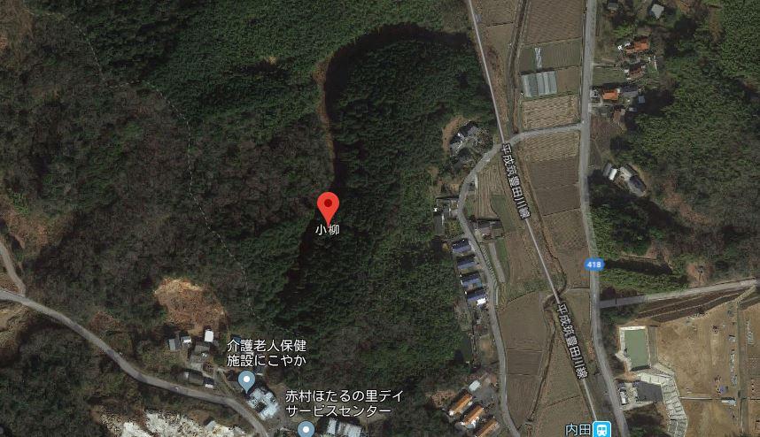 【福岡県赤村】「卑弥呼の墓では」巨大な前方後円墳?謎の丘陵