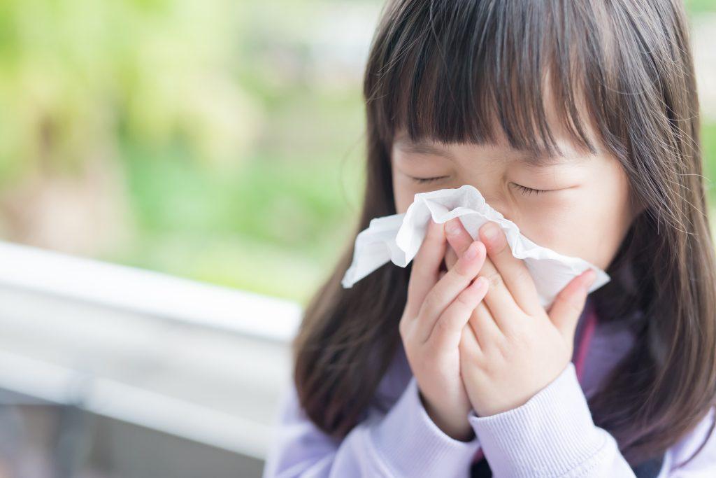 【花粉症の方へ】花粉と共通成分を持つ果物・野菜