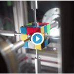【世界最速】ルービックキューブを0.38秒で解くロボット