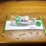 【三ツ矢サイダー】空のペットボトル描きました