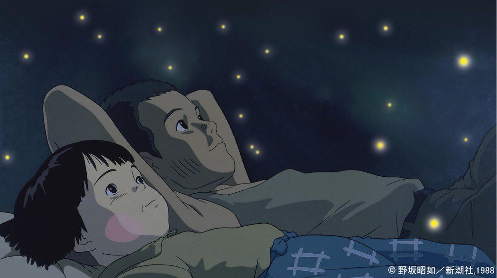 高畑勲監督追悼 「火垂るの墓」今夜9時