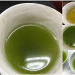 【毛茸(もうじ)】新茶を淹れたら表面に浮かぶ埃のような物