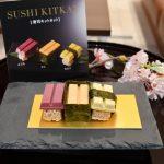 【寿司キットカット】チョコ職人が握る菓子、シャリにわさびパウダー入り