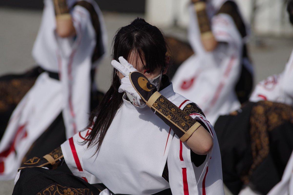 【大宰府天満宮】門前真舞祭の太宰府まほろば衆