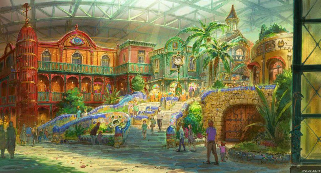 「ジブリパーク」愛知に2022年開業へ