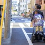 車椅子は構造上真横へ動くことが出来ません【知っておいて欲しいこと】