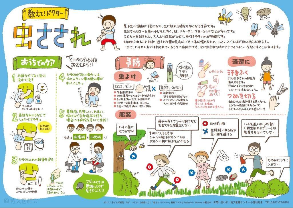 【子どもの虫刺され対策】イカリジンがお勧めで、濃度15%で6~8時間
