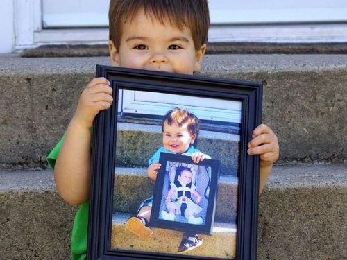 お子さんが生まれたばかりの方!ぜひこの写真の撮り方参考にしてください!