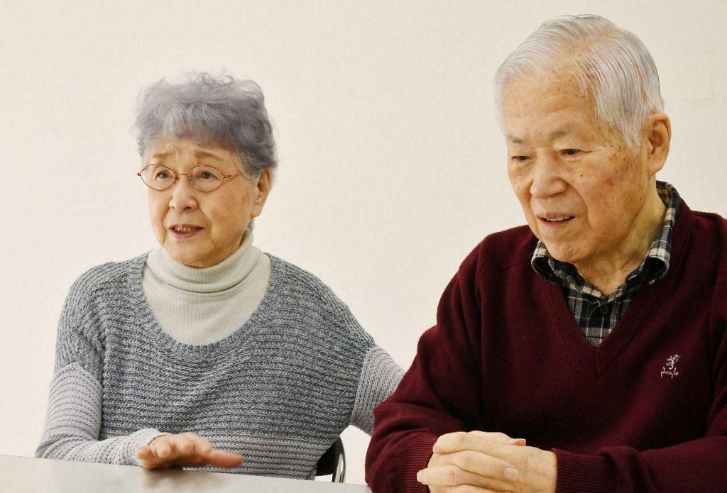 拉致被害者横田めぐみさんの母、横田早紀江さんのメッセージ