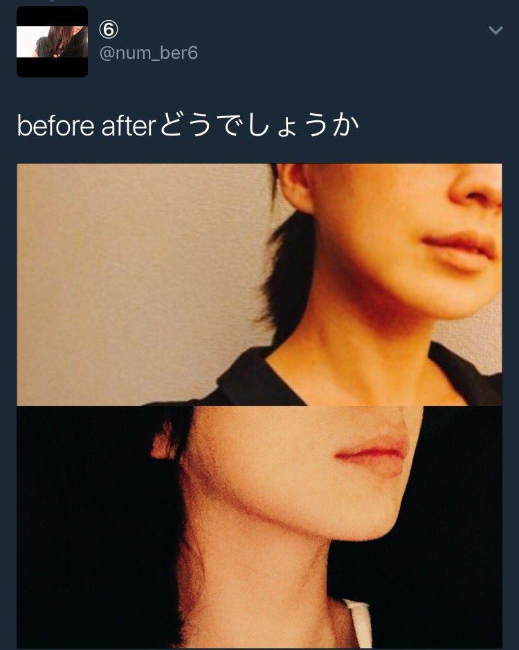 歯磨き後のうがいであごのラインをシャープに引き締める