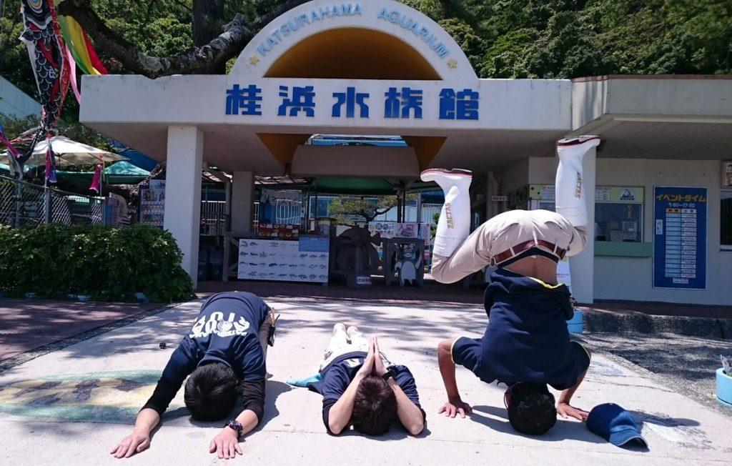 高知県の桂浜水族館スタッフの集客に賭ける思いが凄いと話題に