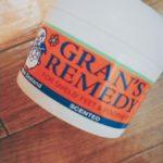 グランズレメディ「7日間粉を靴にいれて履くだけで、半年間消臭効果」