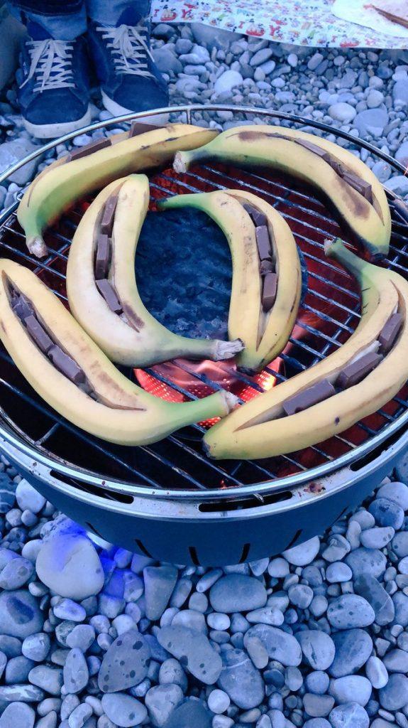 ドイツ人直伝!焼きチョコバナナの作り方・美味しい食べ方をご紹介