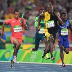 「ウサインボルトは100mを9.6秒で走れるからフルマラソンを1時間8分で走れる」