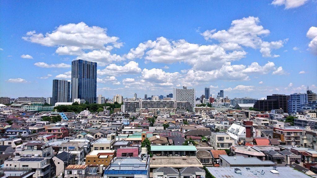東京にマンガみたいな夏が来た