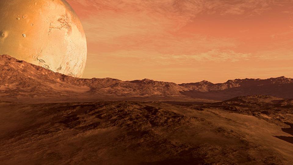 日本時間6月8日午前4時「NASAが火星に関する緊急会見」
