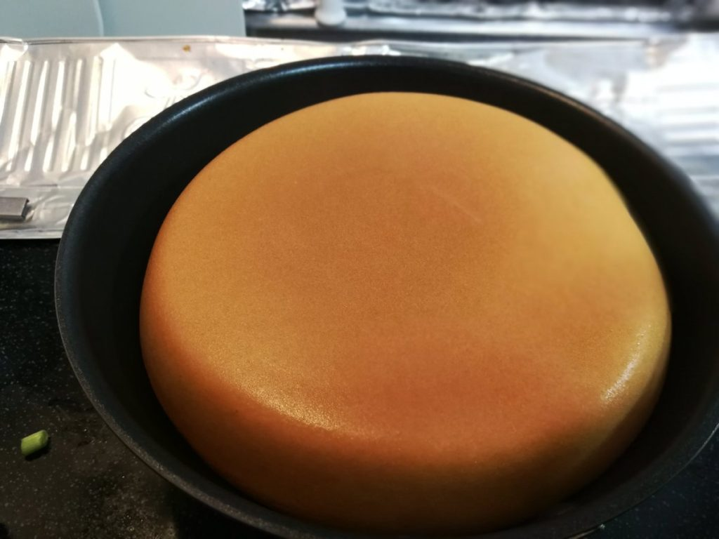 綺麗過ぎる「乱れのないホットケーキ」