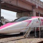 【6/30デビュー】博多-新大阪間を走るハローキティ新幹線お披露目