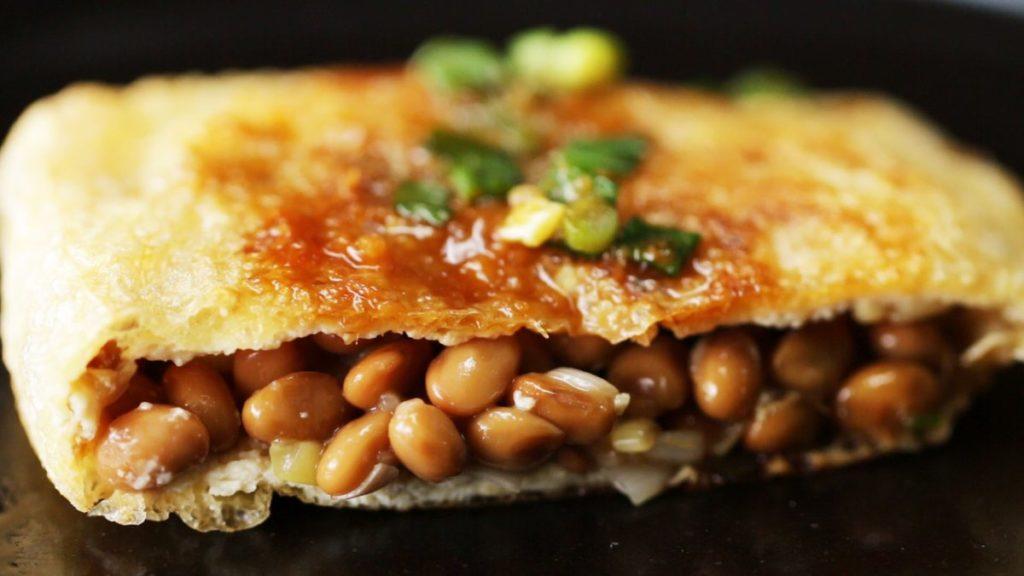 今日は #納豆の日 。これは納豆の一番最高な食べ方なんです。