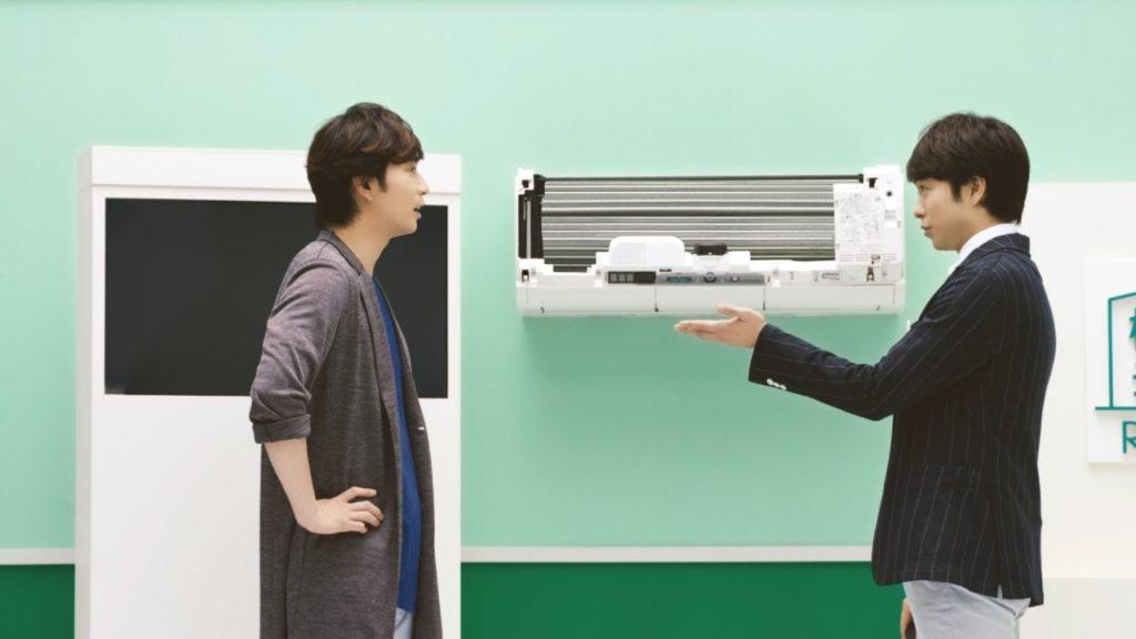 エアコンの臭いを取る方法「窓全開、16℃で1時間フルパワー」