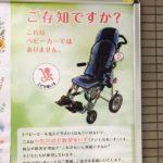 小児車椅子を知って欲しい