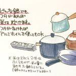 「お米の炊き方」「ごはん 鍋 炊き方」