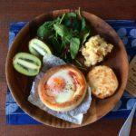 超熟イングリッシュマフィンの美味しい食べ方【卵&ベーコン】