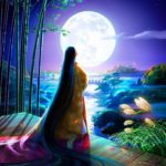 今夜(旧暦8/15)は中秋の名月。日本では古来、一年でもっとも美しい月とされてきました。
