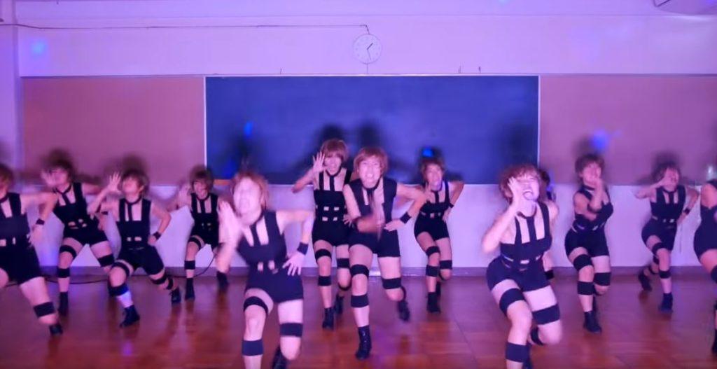 登美丘ダンス部最新作 HOT LIMIT 踊ってみた