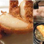 【超ハイカロリー飯】豚の脂身だけのトンカツ