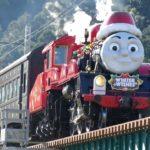 【動画】大井川鐵道のクリスマス トーマス号(12/25まで)