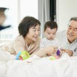 赤ちゃんいるご家庭の年末年始、注意点をいくつか……