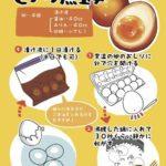 美味しい煮卵の作り方