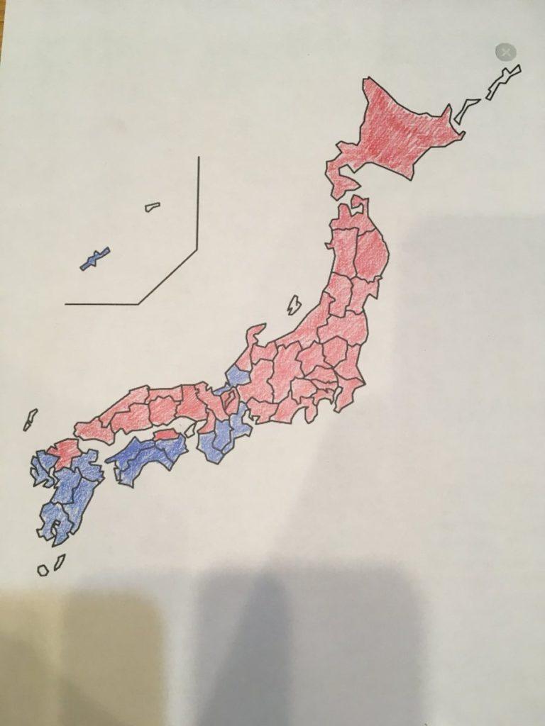 東京駅の偉大さがよくわかる地図